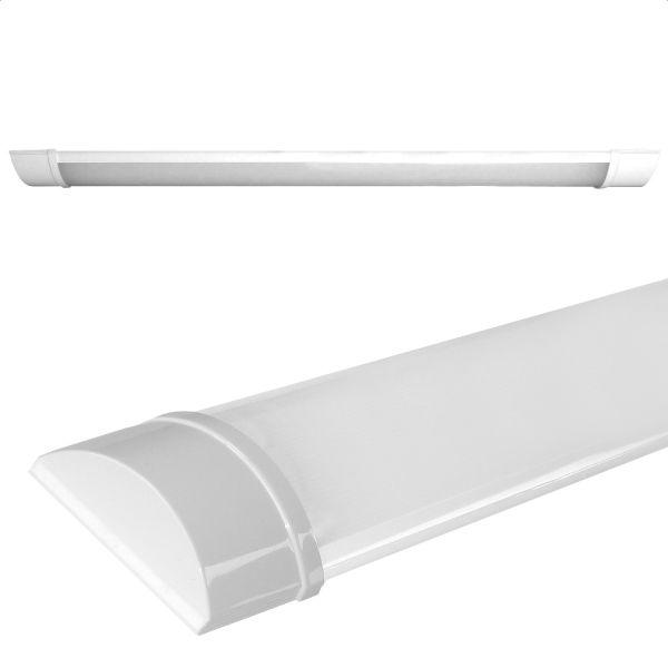 LED Deckenleuchte 18W 1800lm neutralweiß 62cm