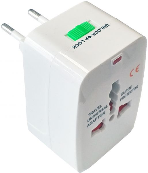 Universal-Reise-Adapter International
