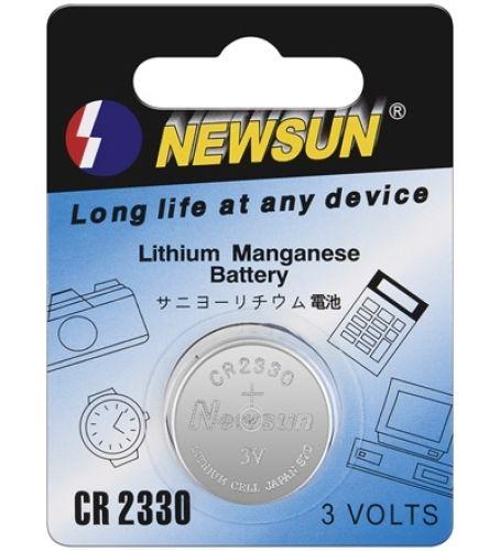 Knopfzelle CR 2330 Lithium