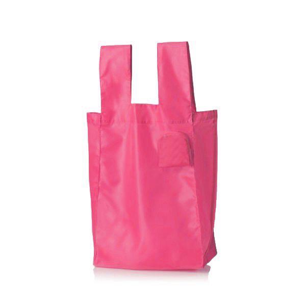 Reise - Einkaufstasche Pink