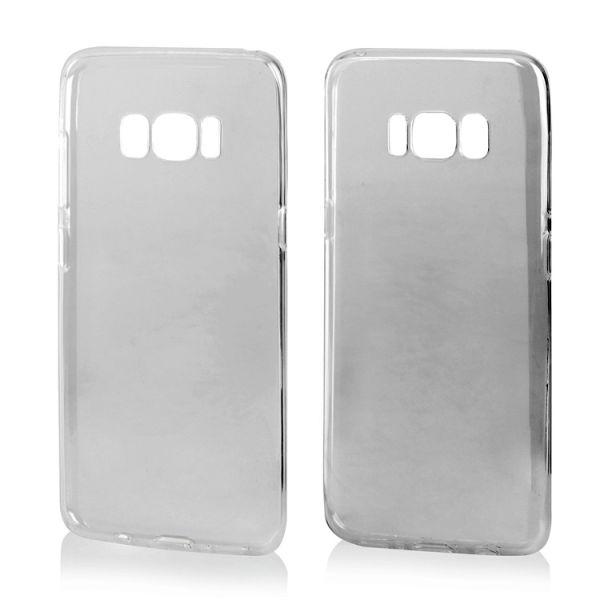 Schutzhülle Transparent Samsung Galaxy S8 Plus