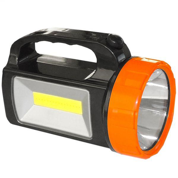 LED Handstrahler mit 2 Leucht-Funktionen