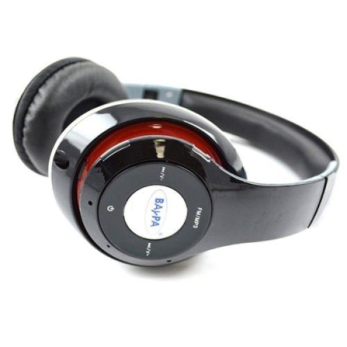 Bluetooth Stereo HD Headset, schwarz