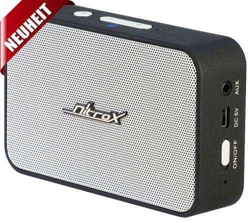 Bluetooth Lautsprecher - Nitrox M7