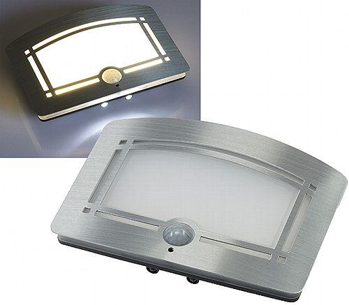 "LED Wandleuchte ""Galano"" mit Bewegungsmelder, Batteriebetrieb"