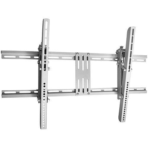 LCD-Wandhalter 81-178cm / EasyFlex XL, silber