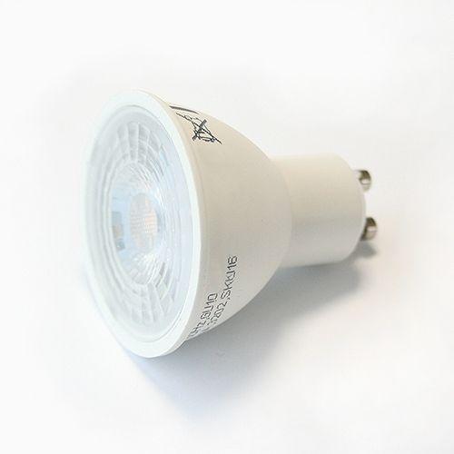 LED Strahler GU10, 7W, 500lm warmweiß