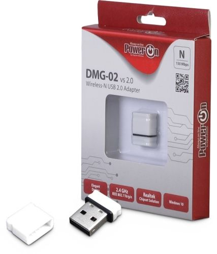 USB WLAN - Stick 150 Mbps, Nano-Version, DMG-02