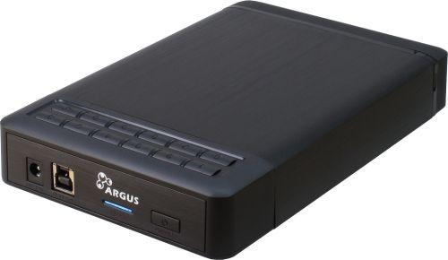 "USB 3.0 Festplattengehäuse für 3,5"" HDDs, SATA, Argus"