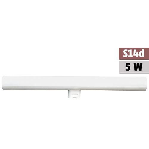 LED Linienleuchte S14d, 5W warmweiß 30cm HD95