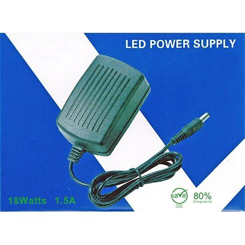 LED Netzteil 12V / 18W / 1.5A