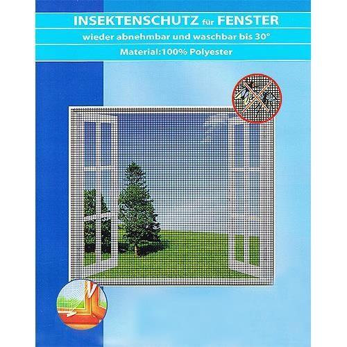 Insektenschutz für Fenster 120x120 cm
