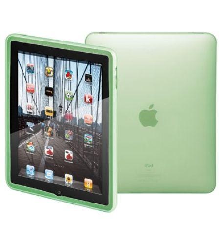 Silikon Tasche für iPad \ grün