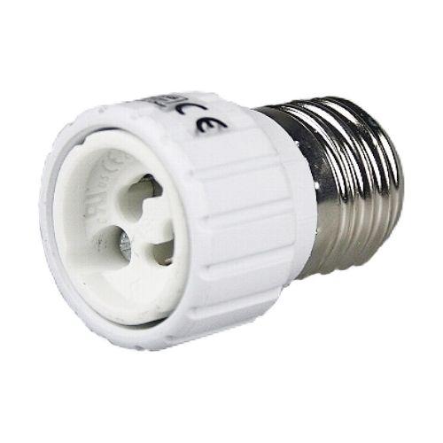 Lampensockel-Adapter E27 auf GU10