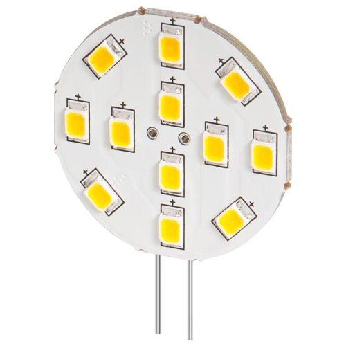 LED-Chip G4, 2W / 220 Lumen, 12 SMD-LED, kaltweiß