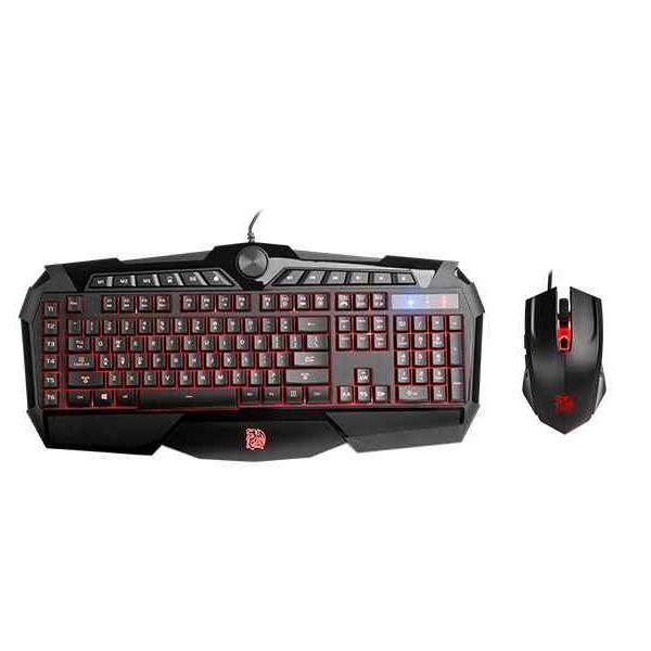 Challenger Prime RGB Combo - Tastatur-und-Maus-Set