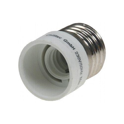 Lampensockel-Adapter E27 auf E14